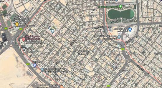 Plot for Sale in Al Barsha, Dubai - For GCC Residential Plot for Villa in Al Barsha 3