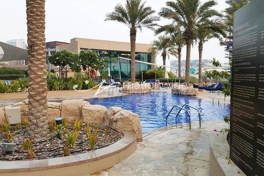 16 Captivating Side Sea View Unit In Al Naseem B
