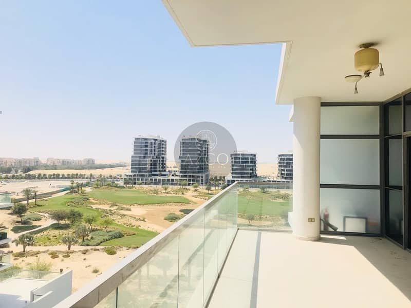 Luxury 2BR | Maids Room | Golf View Terrace