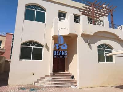 فیلا 5 غرف نوم للايجار في مدينة شخبوط (مدينة خليفة ب)، أبوظبي - Beautiful 5BR Villa in Compound in Shakhbout City