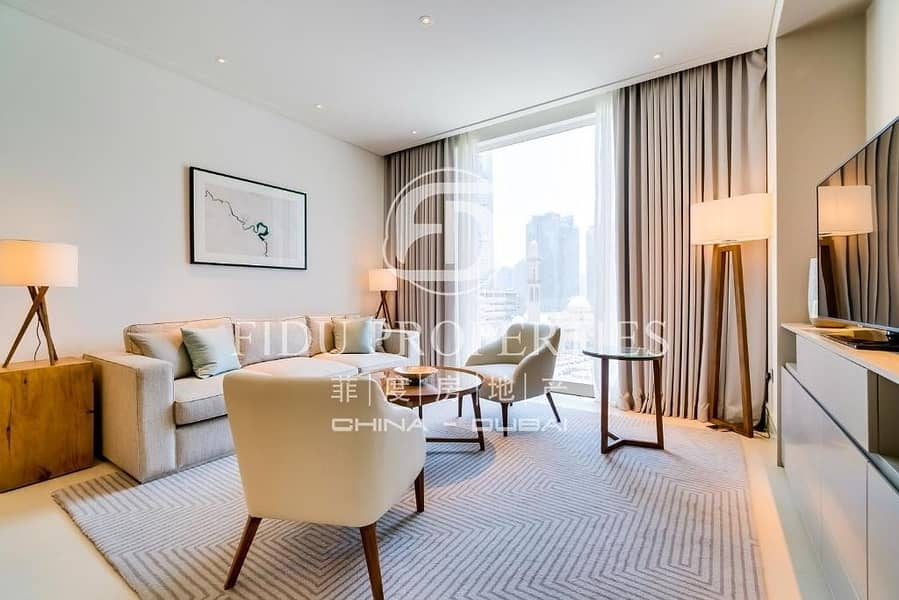 Brand New | Fully Furnished | Middle Floor