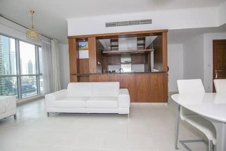 شقة 2 غرفة نوم للايجار في وسط مدينة دبي، دبي - Fully Furnished | Most Prime Location in Downtown