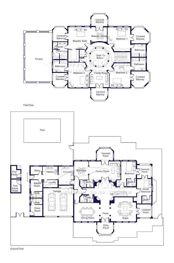 10 5 Bedrooms | High Number | Marina Views