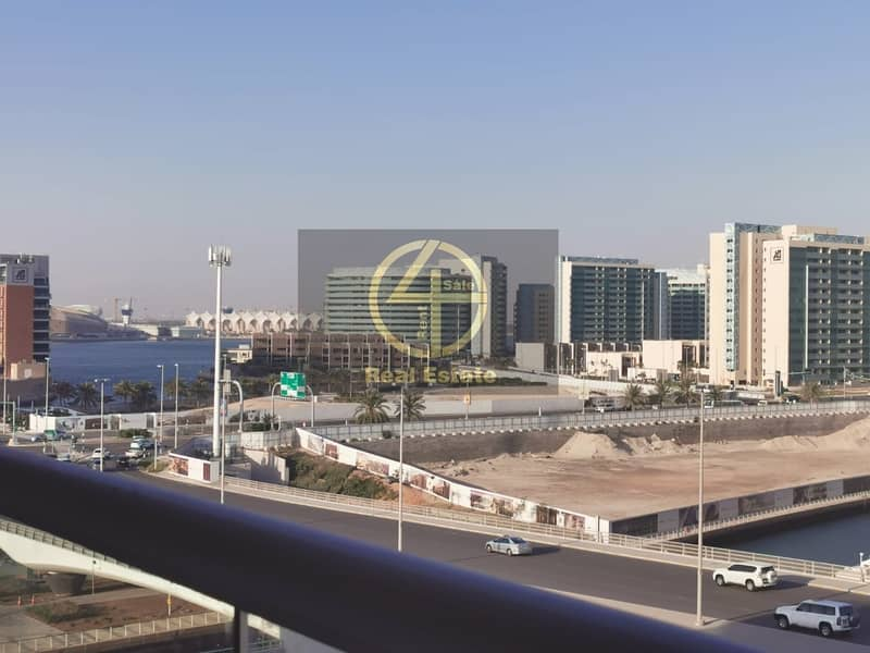Your ideal home in Al Raha Beach! brand new 3 BR