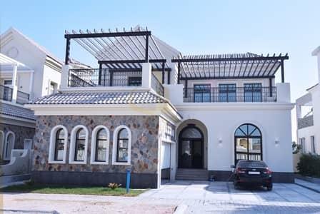 فیلا 4 غرف نوم للايجار في عقارات جميرا للجولف، دبي - Rent Reduced Contemporary 4BR+M+Study Villa | Wildflower JGE