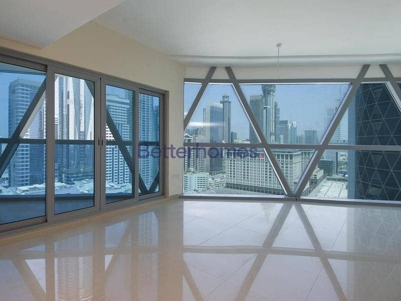 Two Bedroom + Maid - Panoramic City View