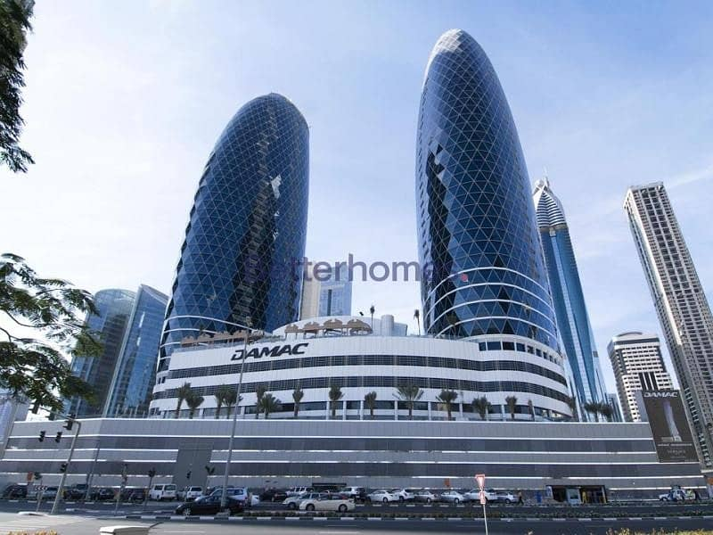 12 Two Bedroom + Maid - Panoramic City View