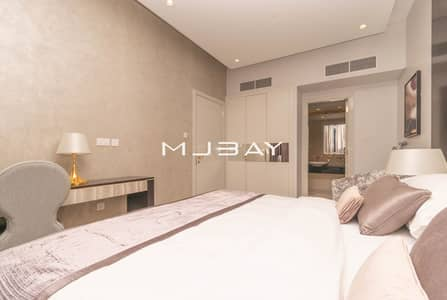 1 Bedroom Apartment for Rent in Downtown Dubai, Dubai - Luxury One Bedroom | High Floor | Canal View