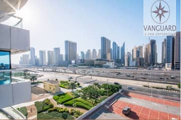 2 FURNISHED 2 Bedroom with  Dubai Marina View in JLT