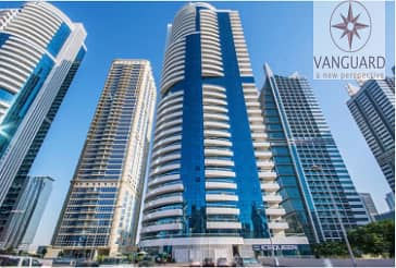 10 FURNISHED 2 Bedroom with  Dubai Marina View in JLT