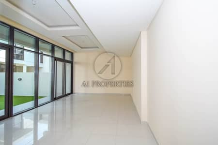 Park Facing 3BR Townhouse in DAMAC Hills