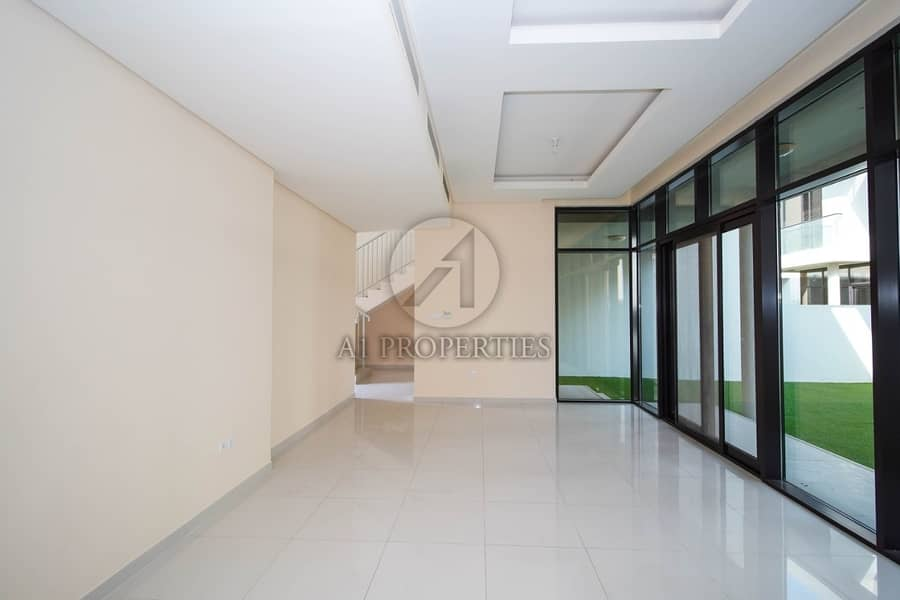 2 Park Facing 3BR Townhouse in DAMAC Hills