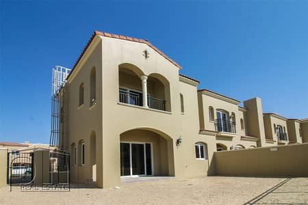 3 Bedroom Townhouse for Rent in Serena, Dubai - Type A - Backing Pool And Park - Largest Type