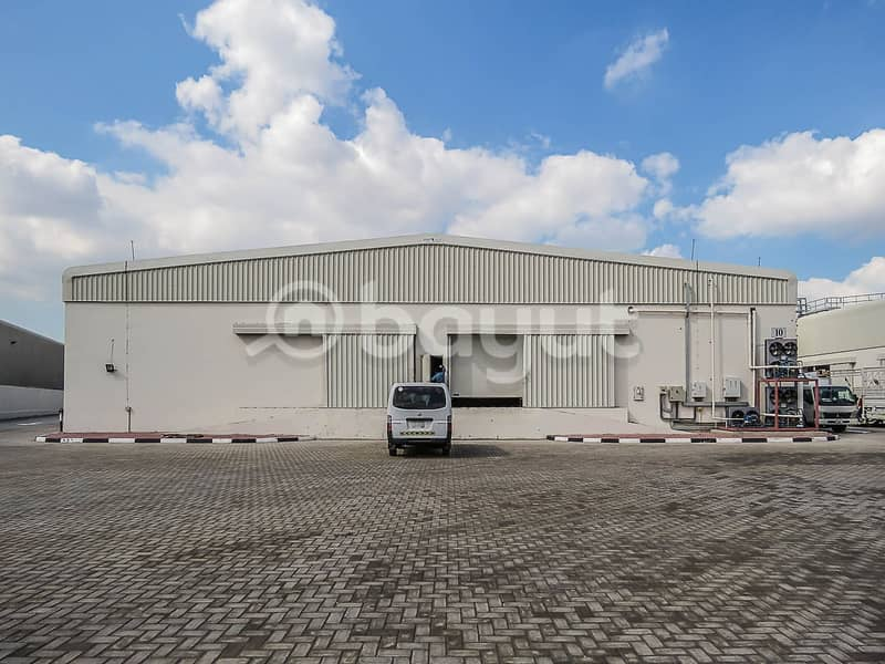 16 Cold Storage in Jebel Ali - Direct from landlord - No Commission + 1 month free