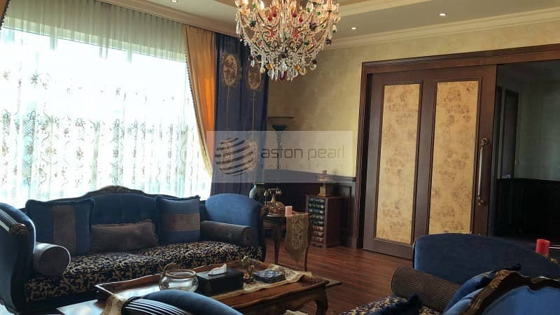10 Luxuriously Furnished 4 BR+Driver+Maids Room Villa