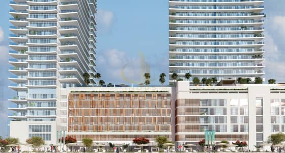 1 Bedroom Flat for Sale in Dubai Harbour, Dubai - Uninterrupted views of Dubai Marina and the Arabian Gulf | Offplan Marina Vista