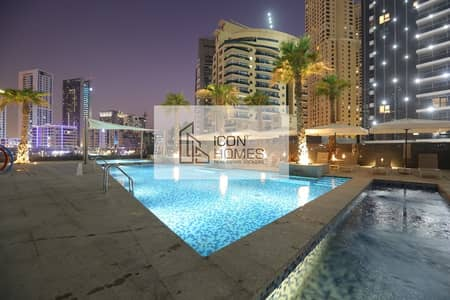 1 Bedroom Flat for Rent in Dubai Marina, Dubai - MARINA VIEW 1BR | WITH BALCONY| READY TO MOVE IN