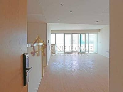 شقة 3 غرف نوم للبيع في شاطئ الراحة، أبوظبي - SEA VIEW ! 3 BR + Maid Room + 2 Balconies