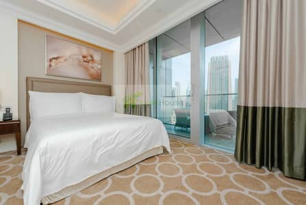 Studio for Rent in Downtown Dubai, Dubai - Utilities Included | Luxurious Furnished Studio