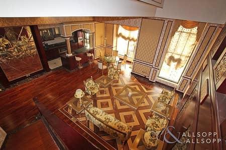 فلیٹ 2 غرفة نوم للايجار في جميرا بيتش ريزيدنس، دبي - 2 Bedrooms | Furnished | Versace Duplex