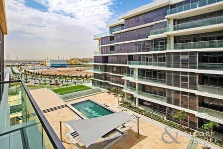 1 Bedroom Apartment for Sale in DAMAC Hills (Akoya by DAMAC), Dubai - 1000 SqFt | 1 Bedroom | Modern | Pool View
