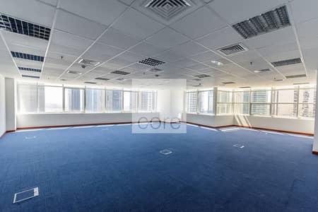 Office for Rent in Jumeirah Lake Towers (JLT), Dubai - Fitted Office | Mid Floor | CAT A | DMCC