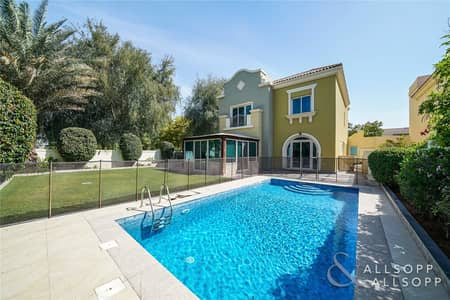5 Bedroom Villa for Rent in Dubai Sports City, Dubai - Upgraded + Extended | C1 | Private Pool