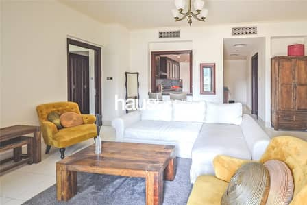 1 Bedroom Flat for Rent in Old Town, Dubai - Available April | Chiller Free | Unfurnished