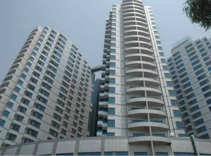 One Bedroom Hall Apartment for Rent in Falcon Towers