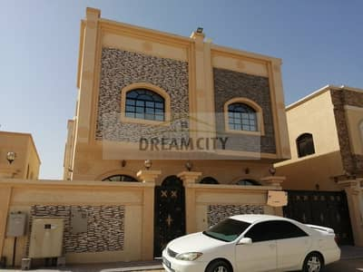 6 Bedroom Villa for Rent in Al Helio, Ajman - Villa for rent 6 rooms at an excellent price