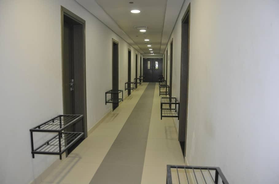 2 Jebel Ali Labour Camp | 333 Rooms| Plenty of Parking Space.