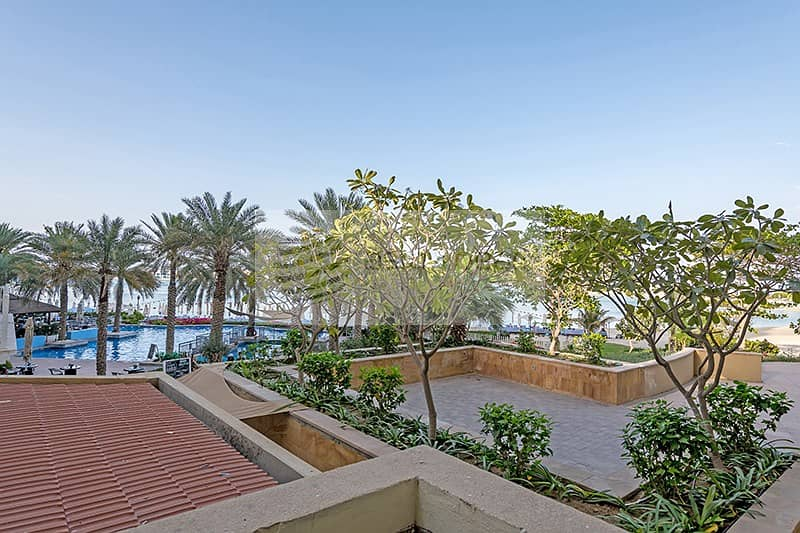 Fully Furnished | Luxurious 1BR | Partial Sea View