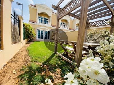 تاون هاوس 1 غرفة نوم للايجار في قرية جميرا الدائرية، دبي - Lifestyle is Where it Begins 1BR TH with Beautiful Garden | Corner Unit |