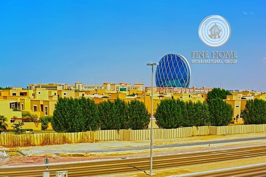 18 Amazing Commercial  Land in Khalifa City