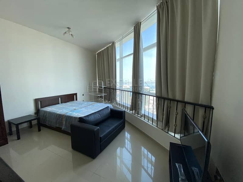 2 Fully Furnished Studio Apt  Sea View  Parking  Facilities