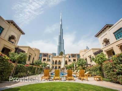 فلیٹ 1 غرفة نوم للايجار في المدينة القديمة، دبي - Exclusive | Awe-inspiring 1 B/R | fully furnished