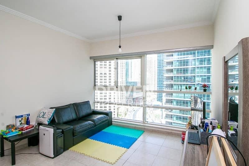 Stunning 1 Bedroom Apartment | Marina View
