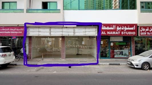 محل تجاري  للايجار في النهدة، الشارقة - محل تجاري في النهدة 55000 درهم - 4552233