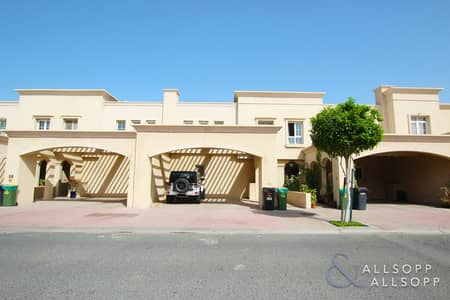 3 Bedroom Villa for Rent in The Springs, Dubai - 3 Beds + Study | Type 3M | Back To Back