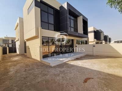 3 Bedroom Villa for Sale in DAMAC Hills (Akoya by DAMAC), Dubai - Single Row | Tenanted | Close to park entrance