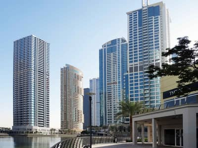 Hotel Apartment for Sale in Jumeirah Lake Towers (JLT), Dubai - view