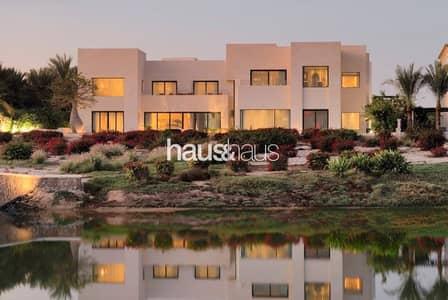 7 Bedroom Villa for Sale in Emirates Hills, Dubai - Golf