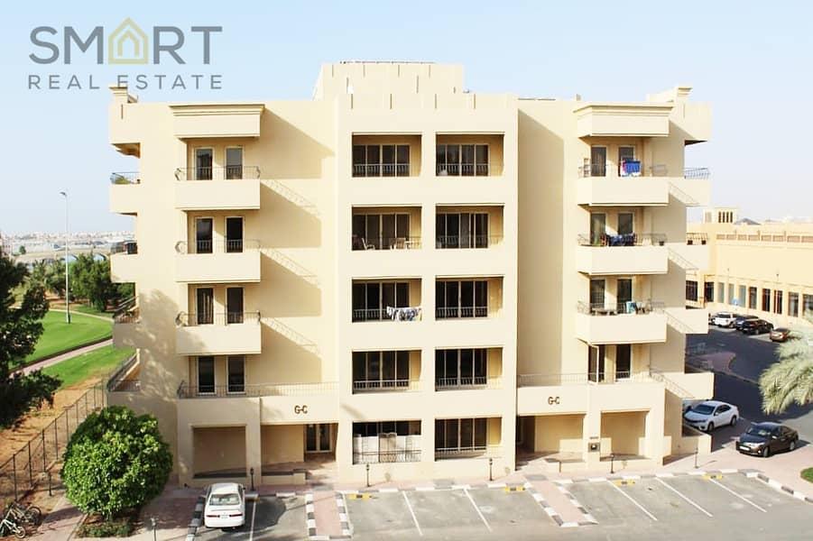 شقة في شقق الحمراء فيليج جولف قرية الحمراء 21000 درهم - 4546883