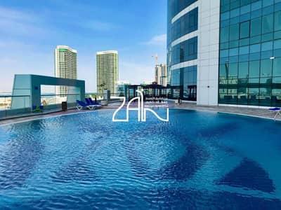 Studio for Rent in Al Reem Island, Abu Dhabi - Fantastic Studio Apt with Great Facilities
