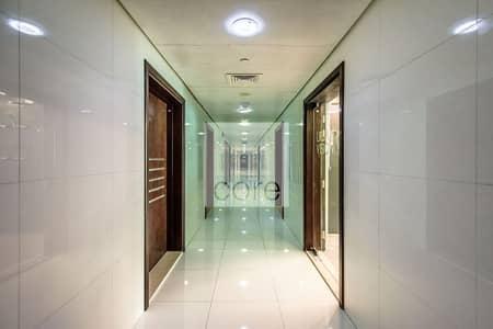 مکتب  للايجار في مدينة دبي للإعلام، دبي - High floor shell and core unit | Concord