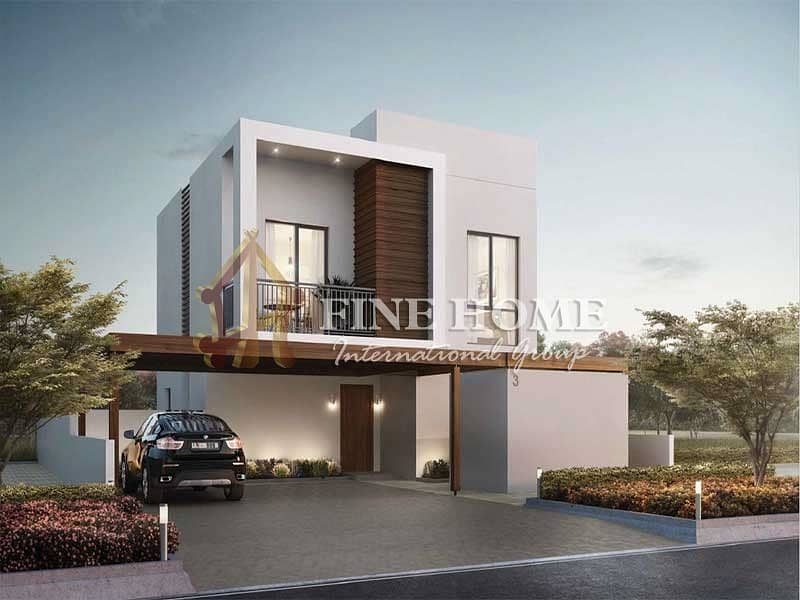 Invest now! Serenity and Elegance Townhouse