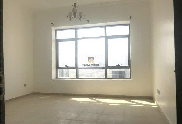 شقة في برج حمزة مدينة دبي الرياضية 2 غرف 45000 درهم - 4552700