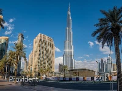 شقة 3 غرف نوم للايجار في وسط مدينة دبي، دبي - Furnished 3 B/R | High Floor | Burj Khalifa View