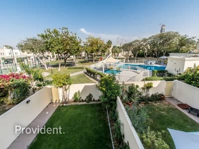Facing Pool and Park | Well Maintained Type 4M