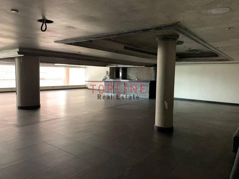 Main Road Showroom For Rent G+M | Al Nahda